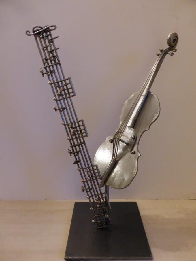 Partition et violoncelle